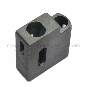 China Machine Part Manufactured by Investment Casting Process