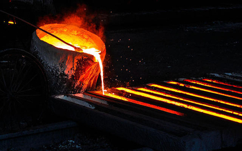 Metal Sand Casting Introduction